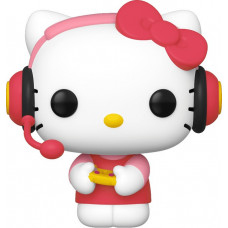 Фигурка Hello Kitty - POP! Animation - Hello Kitty (Gamer) (Exc) (9.5 см)