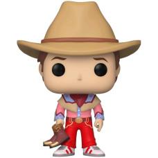 Фигурка Back to the Future - POP! Movies - Marty McFly (Cowboy) (Exc) (9.5 см)