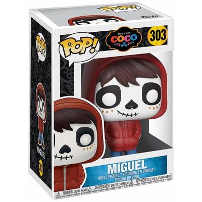 Фигурка Coco - POP! - Miguel (Diamond Glitter) (Exc) (9.5 см)