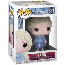 Фигурка Frozen 2 - POP! - Elsa (9.5 см)