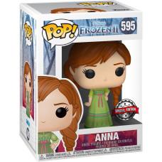 Фигурка Frozen 2 - POP! - Anna (with Nightgown) (Exc) (9.5 см)