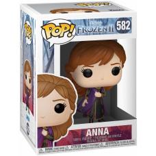 Фигурка Frozen 2 - POP! - Anna (9.5 см)