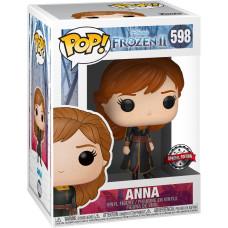 Фигурка Frozen 2 - POP! - Anna (Travelling) (Exc) (9.5 см)