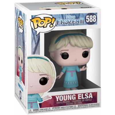 Фигурка Funko Frozen 2 - POP! - Young Elsa 40888 (9.5 см)