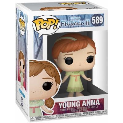 Фигурка Funko Frozen 2 - POP! - Young Anna 40889 (9.5 см)