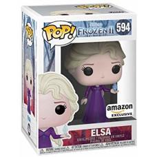 Фигурка Frozen 2 - POP! - Elsa (in Nightgown with Ice Diamond) (Exc) (9.5 см)