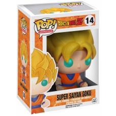 Фигурка Dragon Ball Z - POP! Animation - Super Saiyan Goku (9.5 см)