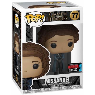 Фигурка Funko Game of Thrones - POP! - Missandei (Exc) 40353 (9.5 см)