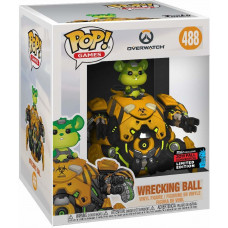 Фигурка Overwatch - POP! Games - Wrecking Ball (Exc) (15 см)