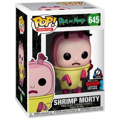 Фигурка Rick and Morty - POP! - Shrimp Morty (Exc) (9.5 см)