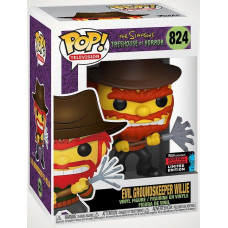 Фигурка The Simpsons: Treehouse of Horror - POP! TV - Evil Groundskeeper Willie (Exc) (9.5 см)