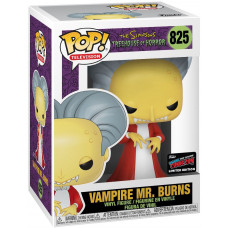 Фигурка The Simpsons: Treehouse of Horror - POP! TV - Vampire Mr Burns (Exc) (9.5 см)