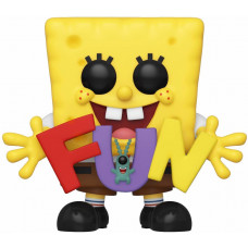 Фигурка Spongebob Squarepants - POP! Animation - Spongebob Squarepants (with FUN) (Exc) (9.5 см)
