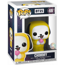 Фигурка BT21 - POP! Animation - Chimmy (9.5 см)