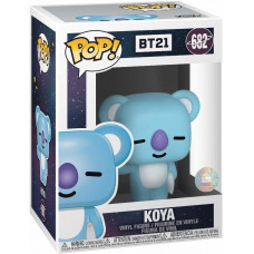 Фигурка BT21 - POP! Animation - Koya (9.5 см)