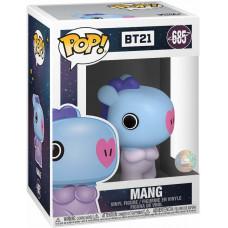 Фигурка BT21 - POP! Animation - Mang (9.5 см)