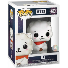 Фигурка BT21 - POP! Animation - RJ (9.5 см)