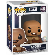 Фигурка BT21 - POP! Animation - Shooky (9.5 см)