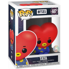 Фигурка BT21 - POP! Animation - Tata (9.5 см)