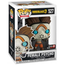 Фигурка Borderlands 3 - POP! Games - Female Psycho (Exc) (9.5 см)