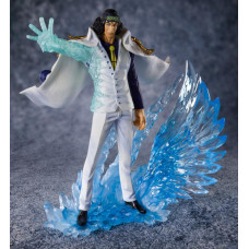 Фигурка One Piece - Figuarts ZERO - The Three Admirals: Kuzan -Aokiji- (20 см)