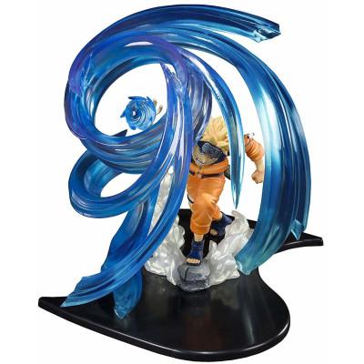 Фигурка Tamashii Nation Naruto Shippuden - Figuarts ZERO - ~Rasengan~ Naruto Uzumaki (Kizuna Relation) 57541-8 (17.5 см)