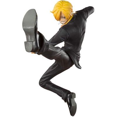 "Фигурка Tamashii Nation One Piece - Figuarts ZERO - ""Black Leg"" Sanji 57024-6 (13 см)"