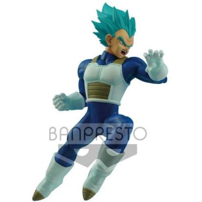 Фигурка Banpresto Dragon Ball Super - Warriors Battle Retsuden - Super Saiyan Blue Vegeta 26771 (16 см)