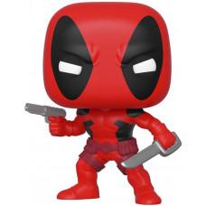 Головотряс Marvel 80 Years - POP! - Deadpool (9.5 см)