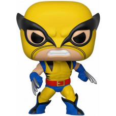 Головотряс Marvel 80 Years - POP! - Wolverine (9.5 см)