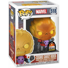 Головотряс Marvel - POP! - Cosmic Ghost Rider (Exc) (9.5 см)