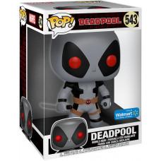 Головотряс Deadpool - POP! Marvel - Deadpool (Two Swords) (Grey) (Exc) (25.5 см)