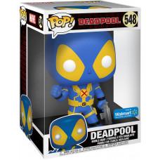 Головотряс Deadpool - POP! Marvel - Deadpool (Thumbs Up) (Blue & Yellow) (Exc) (25.5 см)
