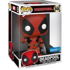 Головотряс Deadpool - POP! Marvel - Deadpool (Thumbs Up) (Red) (Exc) (25.5 см)