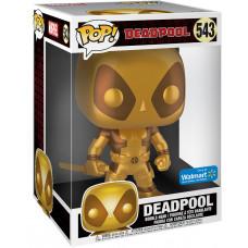 Головотряс Deadpool - POP! Marvel - Deadpool (Two Swords) (Gold) (Exc) (25.5 см)