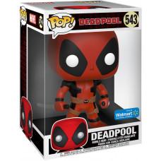 Головотряс Deadpool - POP! Marvel - Deadpool (Two Swords) (Red) (Exc) (25.5 см)