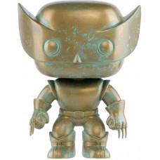 Головотряс Marvel 80 Years - POP! - Wolverine (Patina) (Exc) (9.5 см)