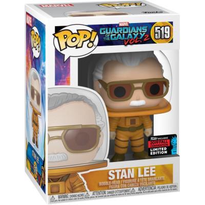 Фигурка Funko Головотряс Guardians of the Galaxy Vol.2 - POP! - Stan Lee (Astronaut) (Exc) 43425 (9.5 см)