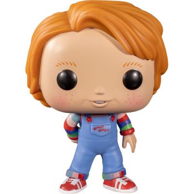 Фигурка Funko Childs Play 2 - POP! Movies - Good Guy Chucky (Exc) 39945 (9.5 см)