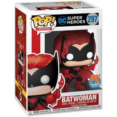 Фигурка Funko DC: Super Heroes - POP! Heroes - Batwoman (Action Pose) (Exc) 43009 (9.5 см)