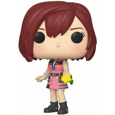Фигурка Kingdom Hearts 3 - POP! Games - Kairi with Hood (9.5 см)