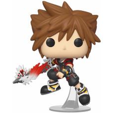Фигурка Kingdom Hearts 3 - POP! Games - Sora with Ultima Weapon (9.5 см)