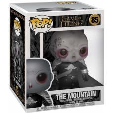 Фигурка Game of Thrones - POP! TV - The Mountain (Unmasked) (15 см)