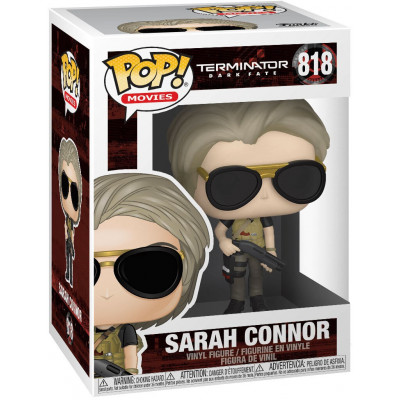 Фигурка Funko Terminator: Dark Fate - POP! Movies - Sarah Connor 43502 (9.5 см)