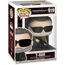 Фигурка Terminator: Dark Fate - POP! Movies - T-800 (9.5 см)
