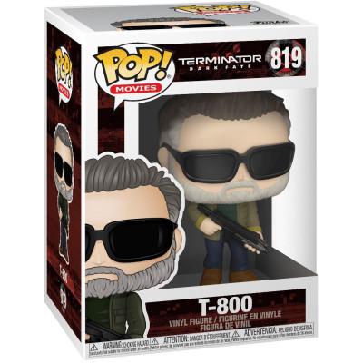 Фигурка Funko Terminator: Dark Fate - POP! Movies - T-800 43500 (9.5 см)