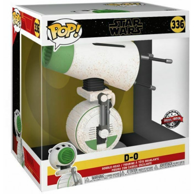 Фигурка Funko Головотряс Star Wars Episode IX The Rise of Skywalker - POP! - D-0 39913 (25.5 см)