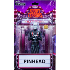 Фигурка Hellraiser - Toony Terrors Action Figure - Pinhead (15 см)