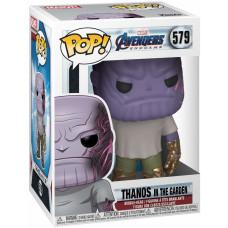 Головотряс Avengers: Endgame - POP! - Thanos in the Garden (9.5 см)