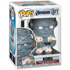 Головотряс Avengers: Endgame - POP! - Korg (9.5 см)
